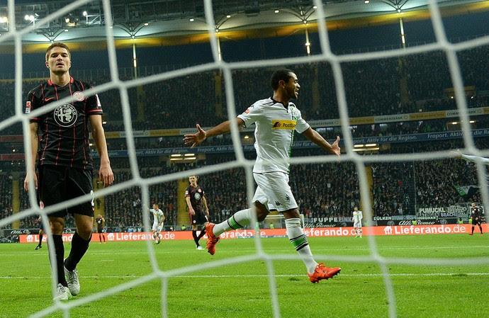Raffael Borussia Mönchengladbach Eintracht Frankfurt (Foto: Getty Images)