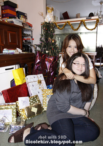 lee ling and me