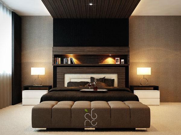 12 Romantic Modern Sanctuary Bedroom Ideas | Home with Design