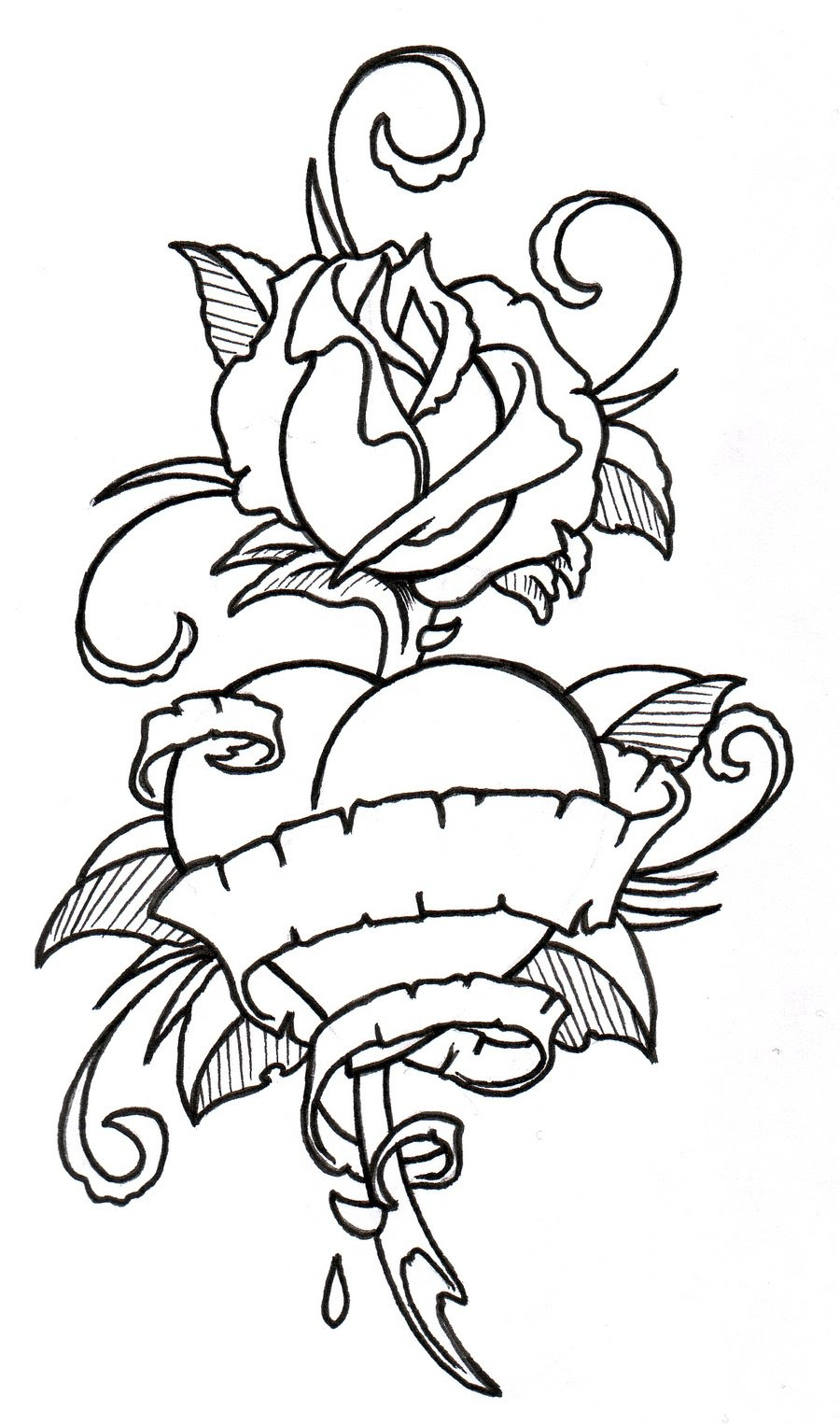Tattoo Designs Drawing At Getdrawingscom Free For Personal Use