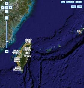GPSies Taiwan
