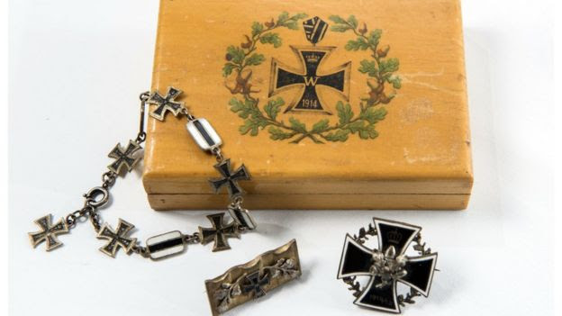 iron cross ww1