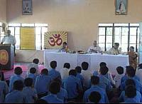 Foundation Stone Laid for New School Building at Ramnagar (Silchar)