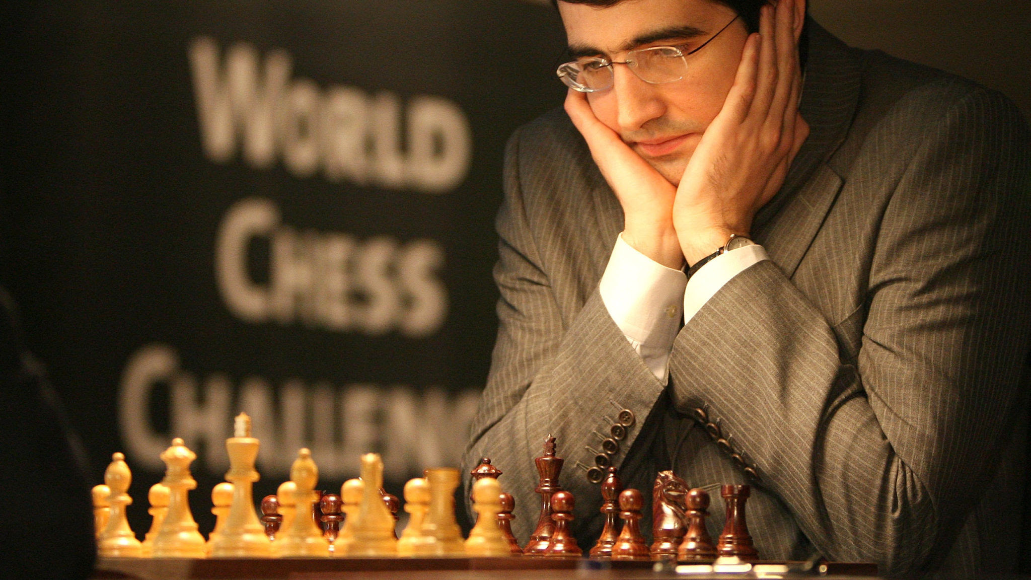 Checkmate Former Chess Champion Vladimir Kramnik To Retire