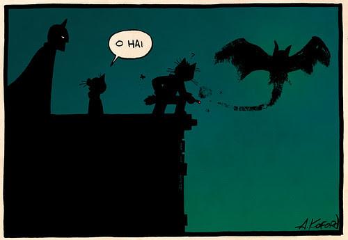 Laugh-Out-Loud Cats #2483 by Ape Lad