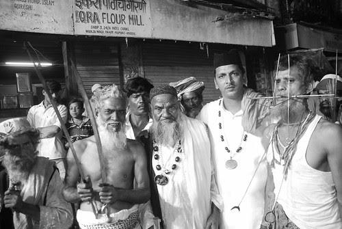 Sandal Procession Fakhruddin Shah Baba Mahim by firoze shakir photographerno1