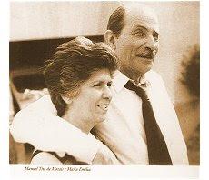 Maria Emília e Manuel Tito de Morais