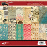 Maritime 8x8 Paper Pad (48 sheets)