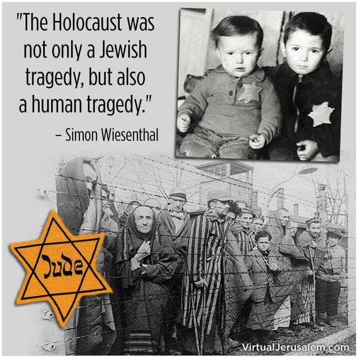 8 Quotes From People Who Lived Through The Holocaust