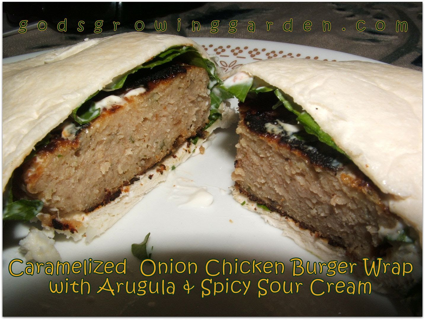 Chicken Burger by Angie Ouellette-Tower for godsgrowinggarden.com photo 015_zps9d5dda66.jpg