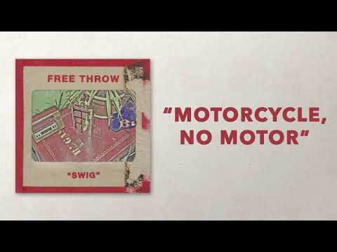 "Free Throw - New Songs ""Motorcycle, No Motor"" & ""Tips Are Appreciated"""