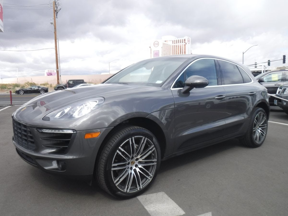 2015 Porsche Macan S For Sale By Owner At Private Party