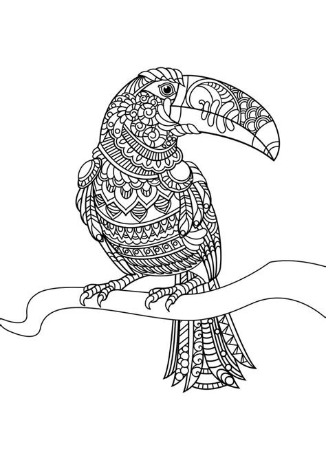 images  adult colouringanimalszentangles