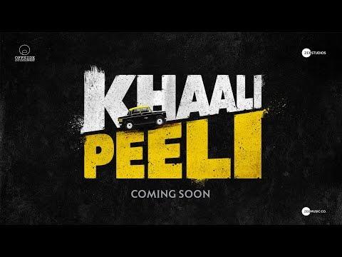 Khaali Peeli Hindi Movie Teaser