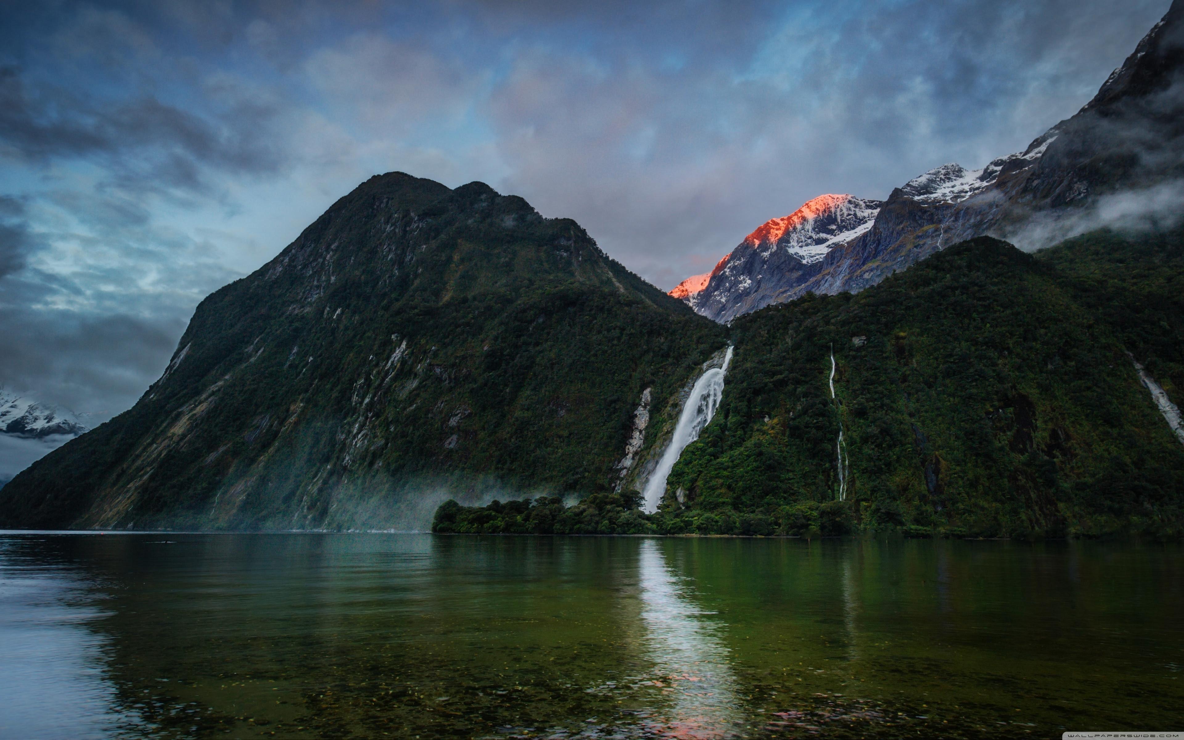 New Zealand Wallpaper 3840x2400 68742