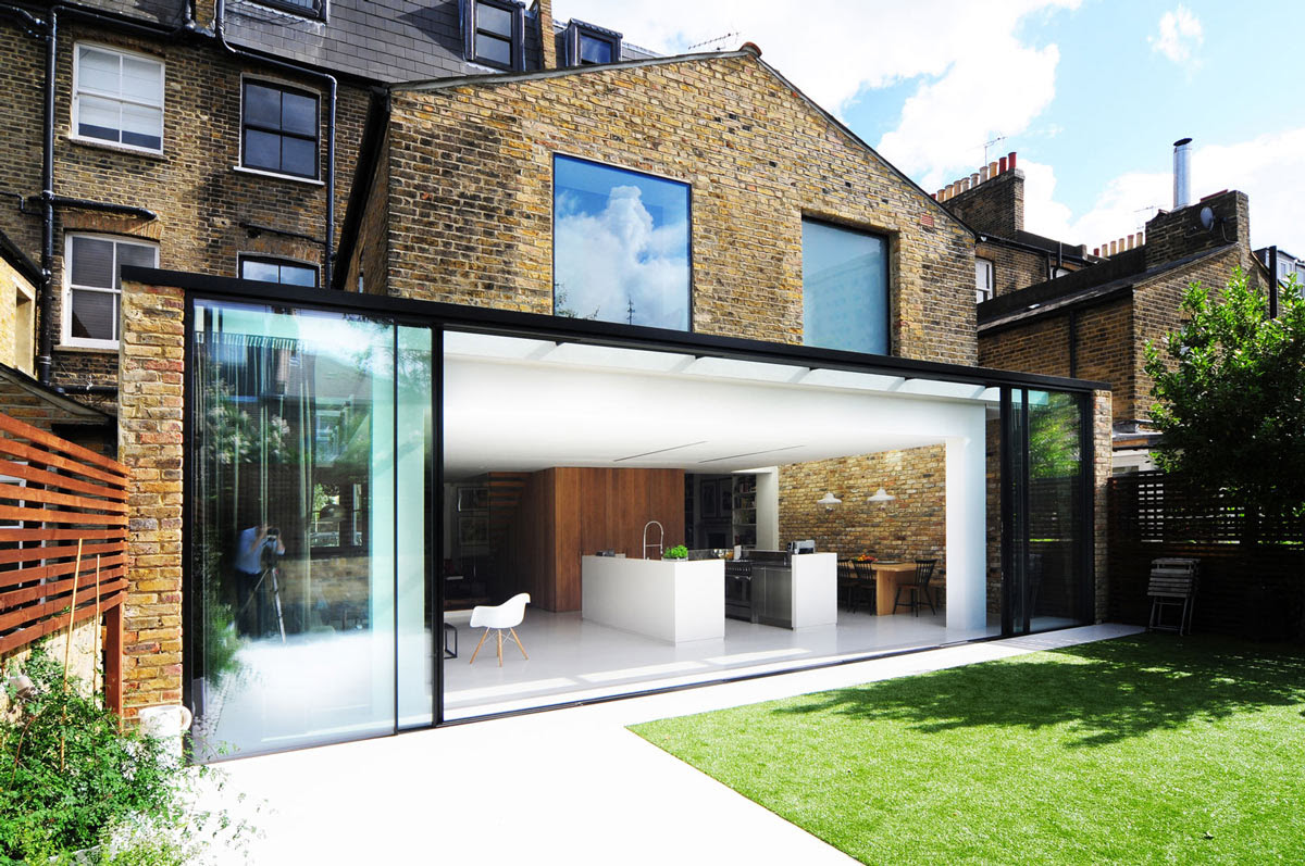 The HomeMade house w