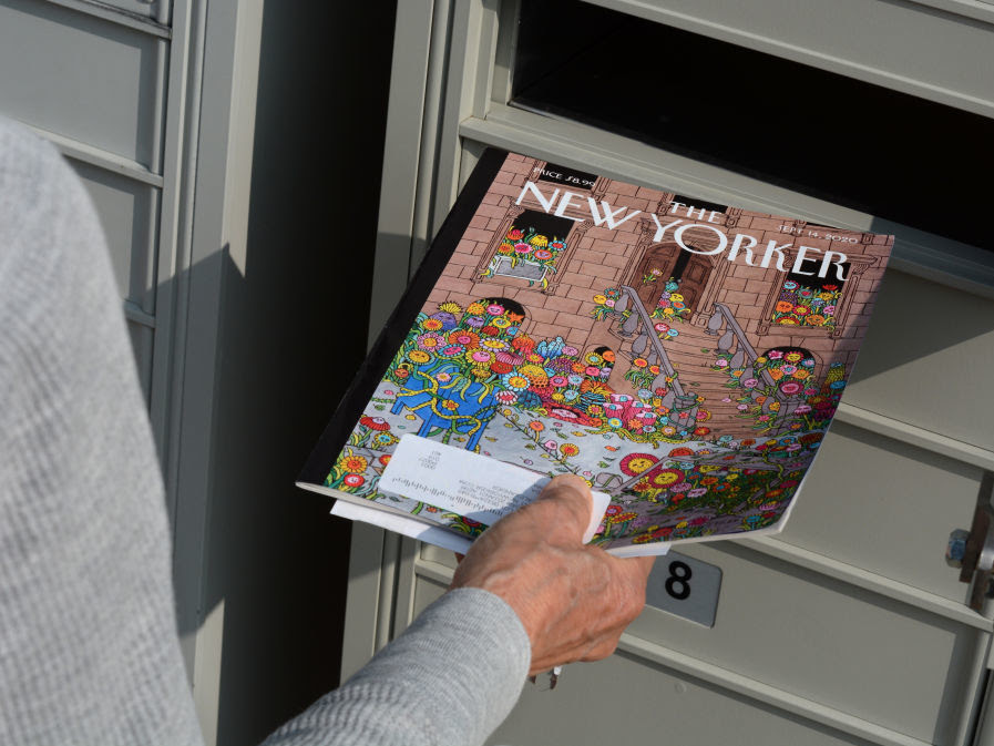 'New Yorker' Editor Finds Lack of Diversity In Magazine's Bylines