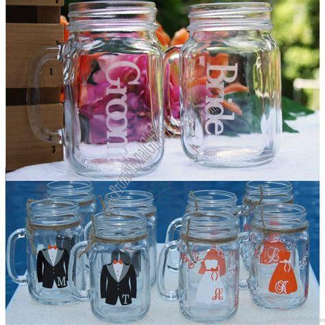 Mason Jar Drinking Glasses Wedding Mug Manufacturers
