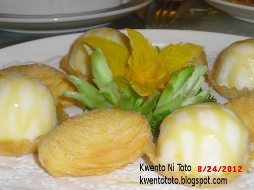King Bee Chinese Restaurant Bloggers Food Tasting Event Chinese Pastries