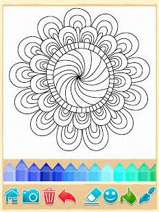 mandala boyama mandala coloring pages  android