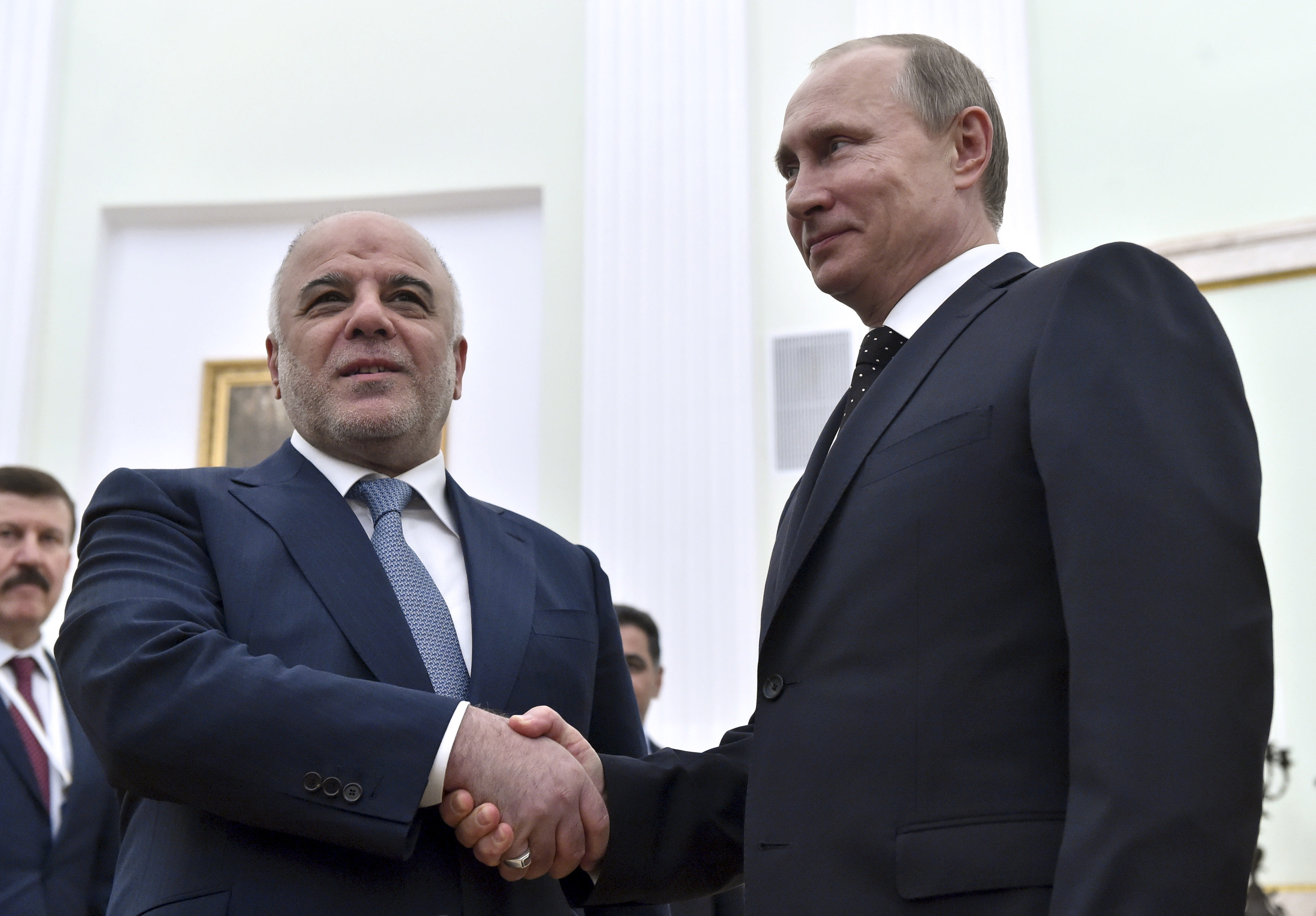 'It's classic Putin': Russia's big move in the Middle East goes beyond Syria