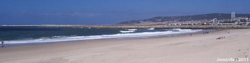 Figueira da Foz: Praia do Cabedelo 2011/06/18 (ws)