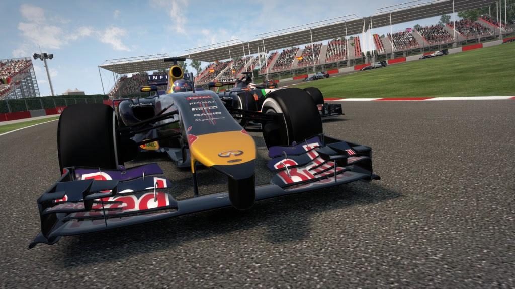 Screen Shot Of F1 (2014) Full PC Game Free Download At worldfree4u.com