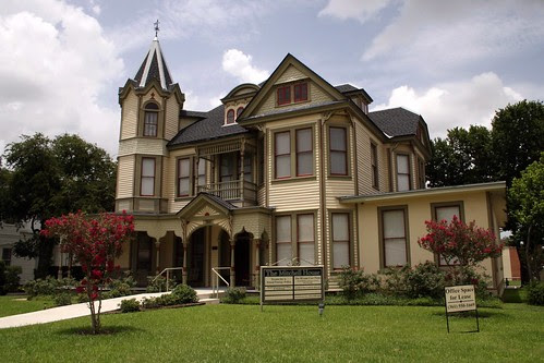 the mitchell house