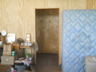 Pantry Doorway