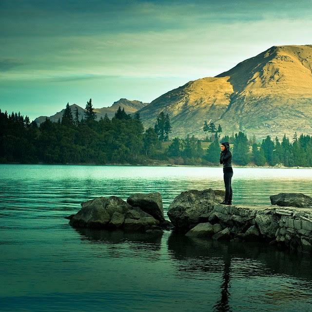 New Zealand / Landscape / Nature