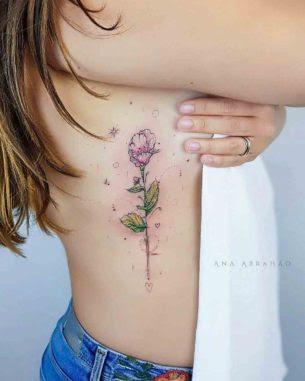 Rib Tattoos Best Tattoo Ideas Gallery
