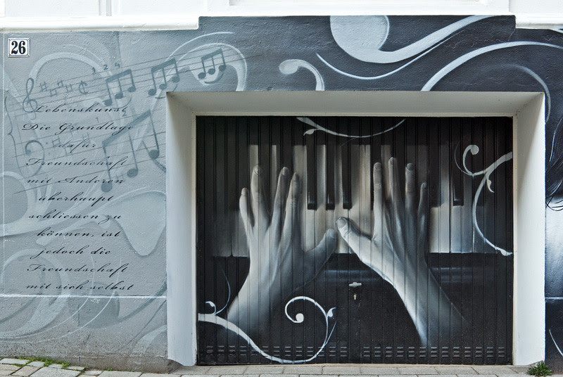 Гаражный креатив гараж, искусство, креатив