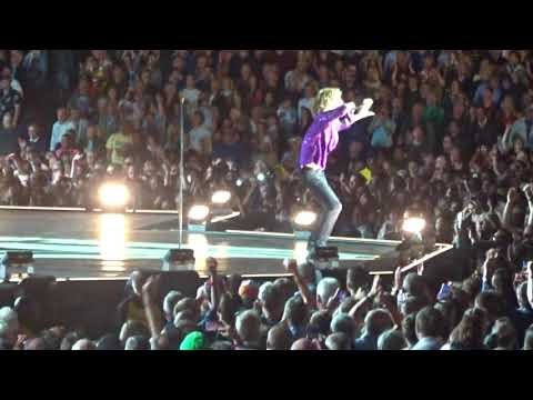 (I Can't Get No) Satisfaction - The Rolling Stones Live In Manchester 2018