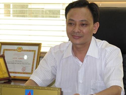 Ông Trịnh Văn Thảo - Hình: Báo Lao Động