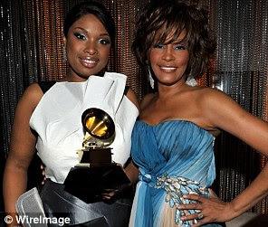 Jennifer Hudson e Whitney Houston
