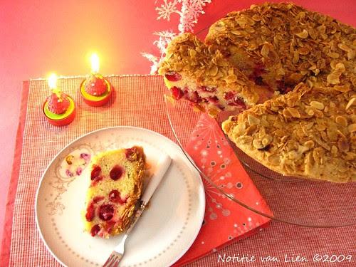 Cranberry cake (p.137)