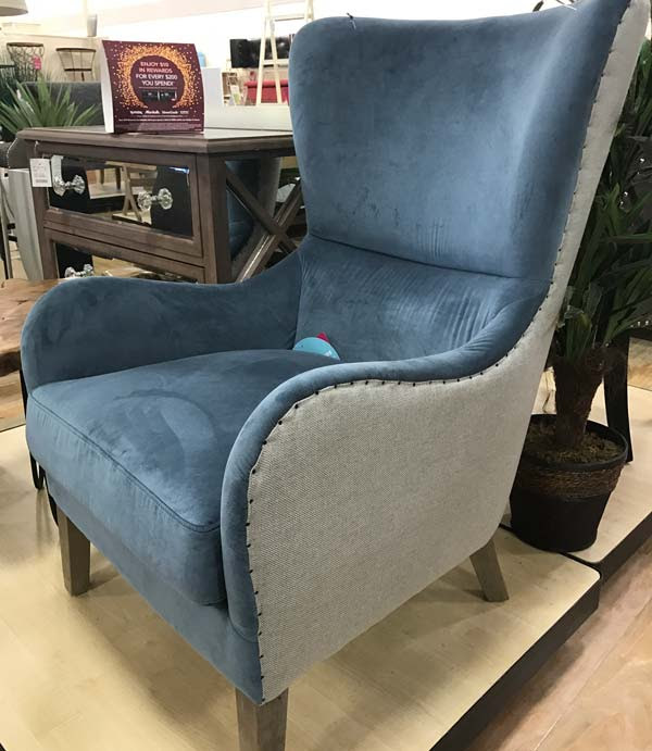 chair: Tommy Hilfiger Accent Chair on ralph lauren furniture, michael kors furniture, pierre cardin furniture, dior furniture,