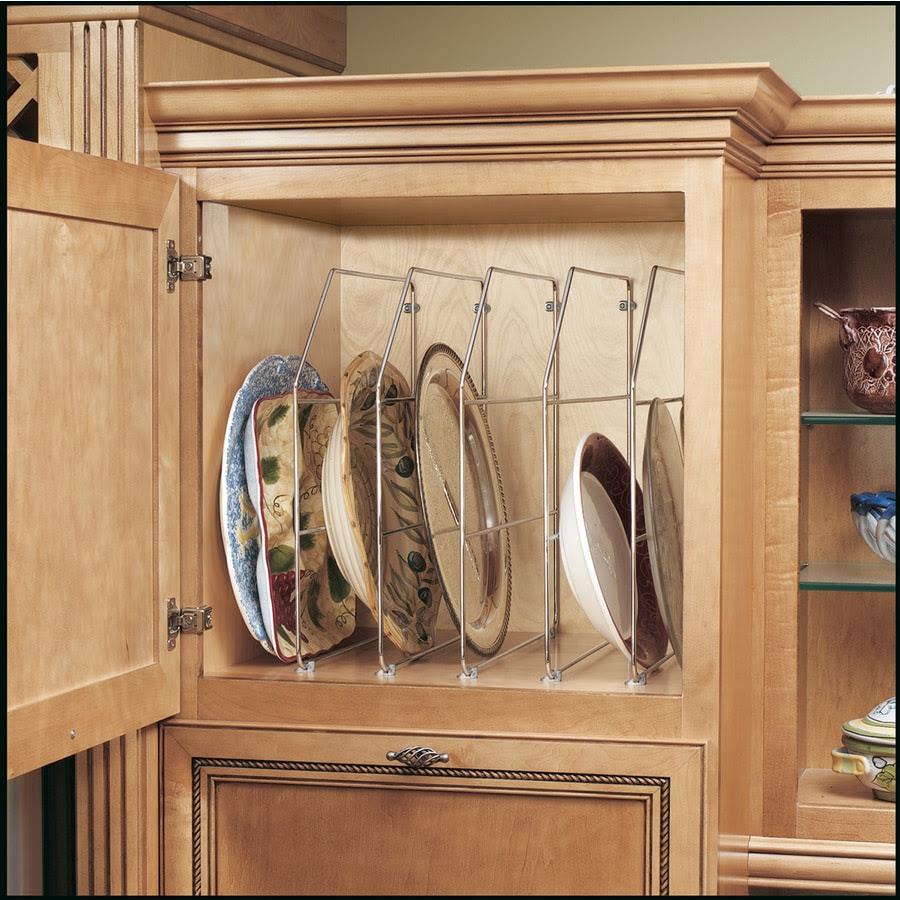Shop Rev-A-Shelf 0.75-in W x 20-in D x 18-in H 1-Tier ...