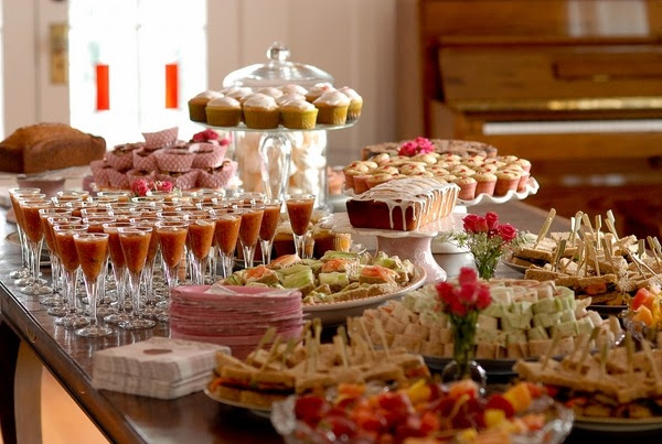 home buffet table ideas how to arrange home buffet