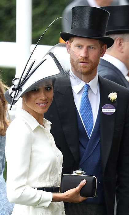 Royal Ascot 2018: Meghan Markle, Prince Harry, Queen