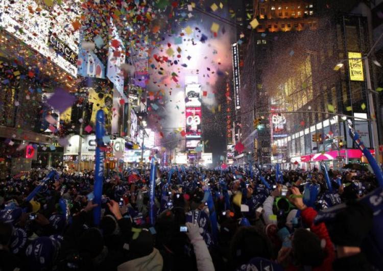 Le Top 10 Des Choses à Faire à New York Pour Le Jour De Lan