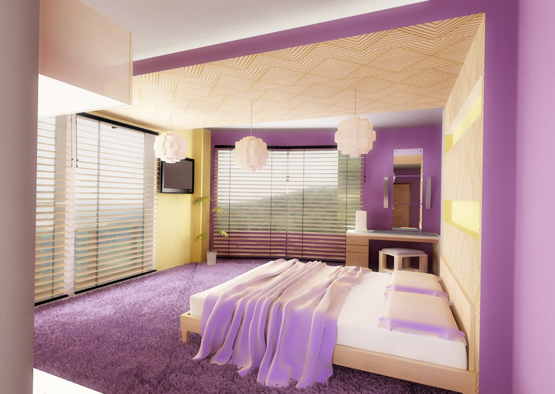 Purple Bedroom Ideas For Teenage Girls Mirror Modern Decorating Master Gray And Cream Bedrooms Adults Gold Apppie Org
