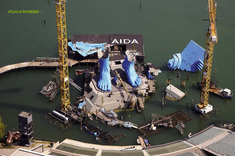 Festival de Bregenz Aida