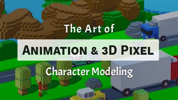 [100% Off BitDegree Coupon] - Learn Now: The Art of Unity Animation & 3D Pixel Character Modeling