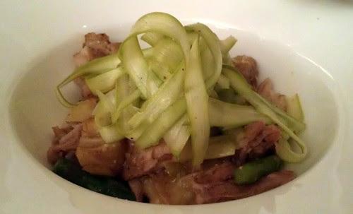 Roasted Garlic Gnocchi w Pork Shoulder