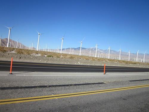Hmm. Windmills. Not a good sign.