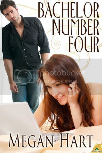 Bachelor Number Four Cover