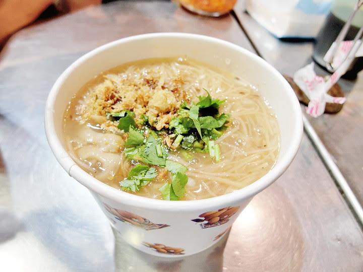 Shida Night Market mee sua bowl