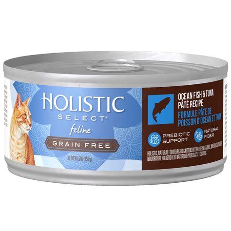 holistic select natural grain  oceanfish tuna pate