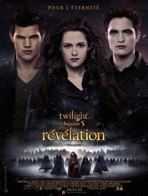 Jaquette dvd Twilight : Chapitre 5 - Révélation - 2ème partie